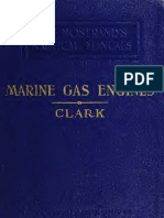 Marine Gas Engines