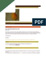 [ 4 ] PEST - [ 1 ] INS - [ 1 ] CAUZE - Plosnite Pe Rosii