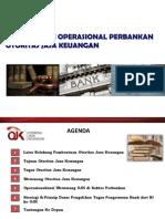 Peran OJK - Operasional Pengawasan Final
