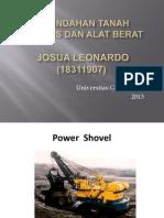 Josua Leonardo (Power Shovel)