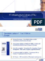 ITIL Training - Part 1