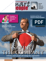 Smart People magazine 4/2009