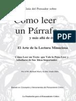 SP-Como Leer Un Parrafo