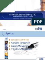 ITIL Training - Part 4