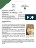 Lumen Fidei - Wikipedia, La Enciclopedia Libre
