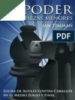 El Poder de Las Piezas Menores - Jan Timman