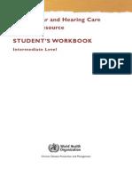 Student Workbook-Intermediate-Pelatihan Tenaga Kesehatan Telinga Dan Pendengaran