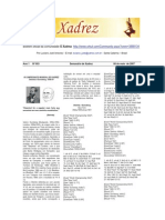 O Xadrez Chess Magazine No. 03, 2007-05 (Portuguese)