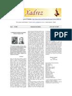 O Xadrez Chess Magazine No. 02, 2007-04 (Portuguese)