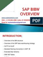 SAP BI/BW ONLINE TRAINING | SRYIT SOLUTIONS