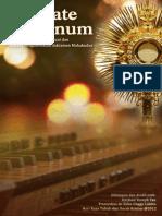 LAUDATE DOMINUM - Seri Nyanyian Komuni Dan Adorasi