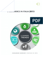 L'ecommerce in Italia 2013