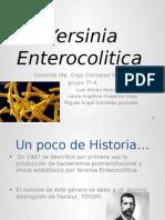 Yersinia Enterocolitica Completa