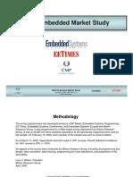 2005 Embedded Market Study