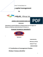 New Project of j&k Bank