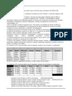 Enunciados Ejercicios Excel