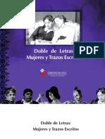 Contenidos_Cultura, Patrimonio y Género_archivos_Doble de letras