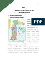 Bab 4. Identifikasi Sistem Transportasi Laut Pelabuhan Makassar