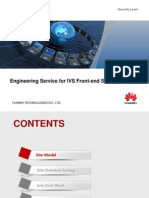 Engineering Service Subcontract for IVS Front-End Site20130703