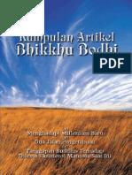 Kumpulan Artikel Bhikkhu Bodhi