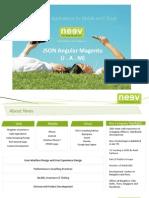 Neev - JSON Angular Magento