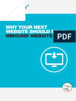 Why Your Next Website Should Be An Inbound Website.