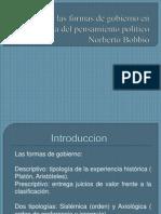 Expo de Teoria de Gobierno Bobbio
