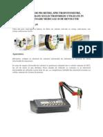 186740116 10 Ph Metre Spectrofotometre Cromatografe Electroforeze