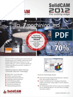 iMachining 3D Brochure