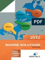 Marine Solutions 2012 Wartsila