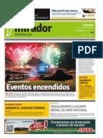 Edición impresa del 27 de octubre de 2013