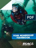 Bsac Membership Handbook