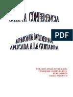 8_CONFERENCIA Armonía Moderna y Guitarra