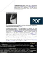 Informacion e Imagen Satelital