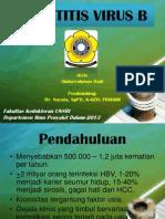 Hepatitis Virus b