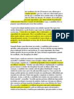 Dicas gerais e de cada matéria caixa economica federal.doc