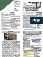EMMANUEL Infos (Numéro 95 du 24 Novembre 2013)