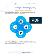 Online Digital Marketing Agency India - Future Media
