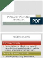 PPT Penyakit Jangtung Reumatik