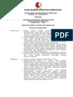 Peraturan Daerah Kabupaten Bojonegoro Nomor 26 Tahun 2011 Tentang Rencana Tata Ruang Wilayah Kabupaten Bojonegoro Tahun 2011-2031