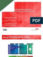 Transforming Drug Development - Health 2.0 New Orleans