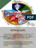 Medicina Chinesa e Os Cinco Elementos