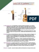 Cómo se construye una guitarra española