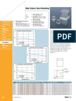 Beam Splitter Catalogue - Thorlabs