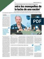 Julian Assange en TA