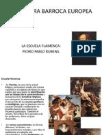 La Pintura Barroca Europea La Escuela Flamenca