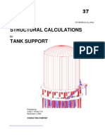 Tank Support Cover