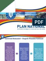 Planul National de Investitii strategice (interne si externe) si creare de locuri de munca al Guvernului român