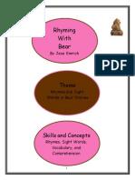bear lesson 1 for portfolio