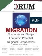 ForumReport Fall 2010 Migration2[1]